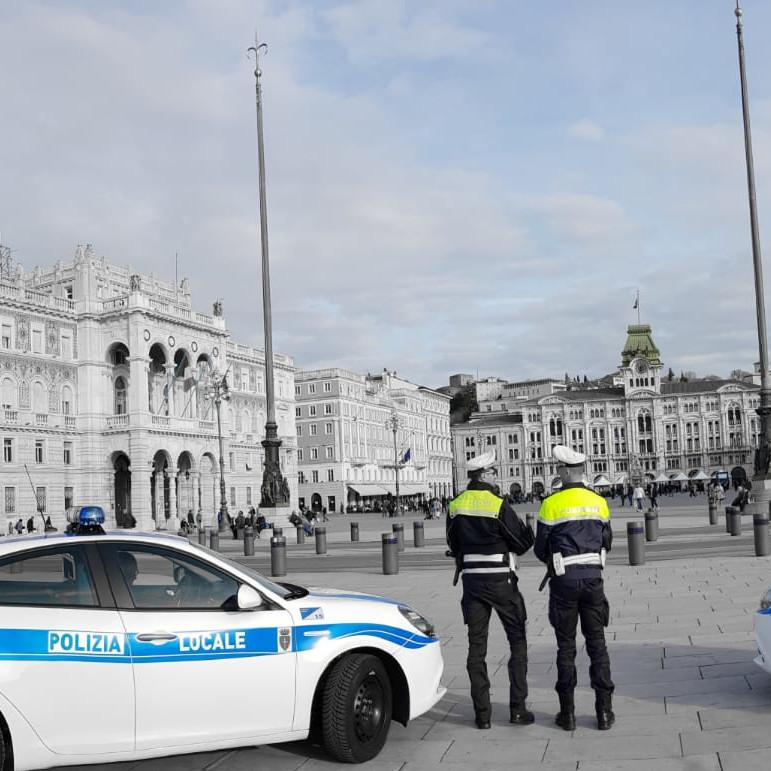 A giugno sono ripresi i controlli del NIS della Polizia Locale per garantire la sicurezza in città
